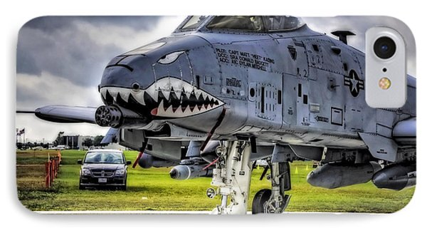 A-10 Thunderbolt  IPhone Case by Michael White