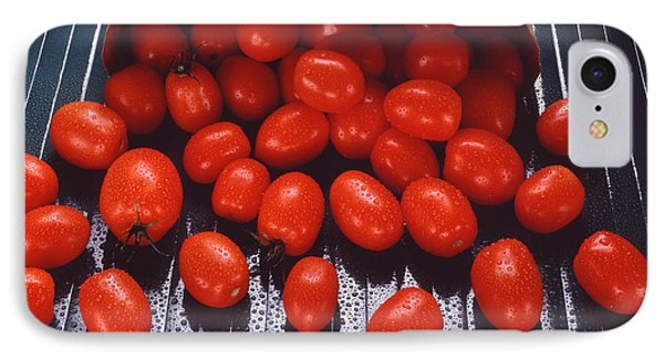 A Bag Of Tomatoes Phone Case by Steven Huszar