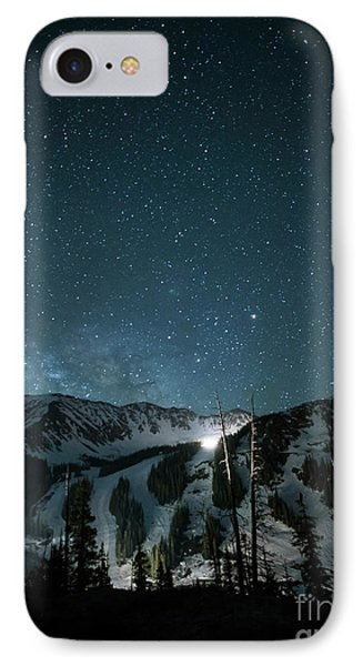 A-basin At Night IPhone Case