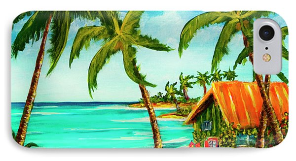A Beautiful Day  Oahu #357 Phone Case by Donald k Hall