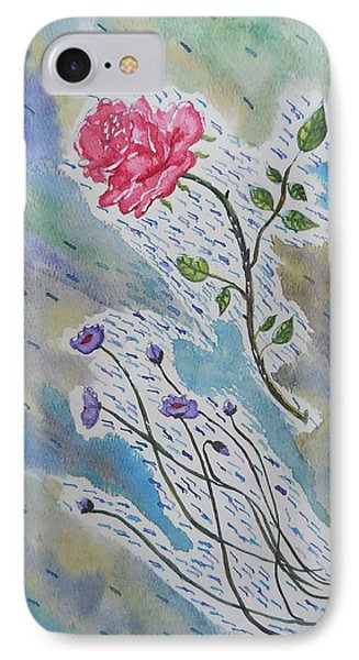 A Bit Of Whimsy IPhone Case by Carol Crisafi