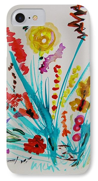 A Bloom For Everyone IPhone Case by Mary Carol Williams