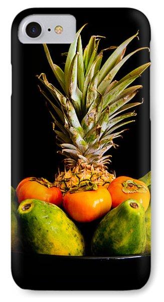 A Bowl Of Hawaiian Fruit IPhone Case