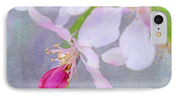 IPhone Case featuring the photograph A Breath Of Spring by Betty LaRue