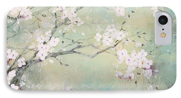 A Breath Of Spring IPhone Case by Laura Lee Zanghetti