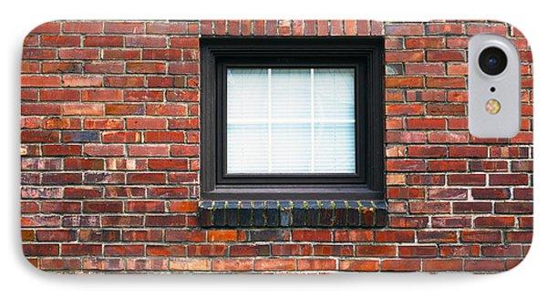 A Brick Wall. Seattle Washington Usa IPhone Case