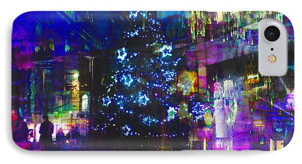 IPhone Case featuring the photograph A Bright And Colourful Christmas by LemonArt Photography
