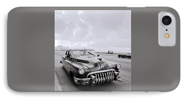 A Buick Car IPhone Case by Shaun Higson