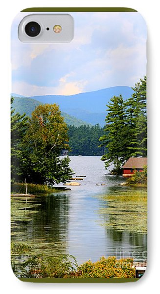 IPhone Case featuring the photograph A Calm Day by Adrian LaRoque