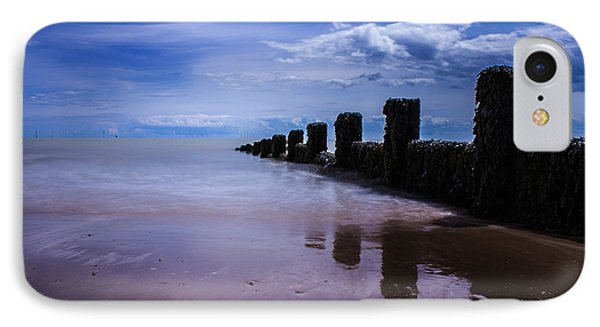 A Calming Seascape IPhone Case by Martin Newman