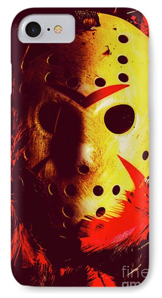 A Cinematic Nightmare IPhone Case by Jorgo Photography - Wall Art Gallery