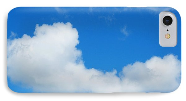 IPhone Case featuring the photograph A Cloud For You by Gwyn Newcombe