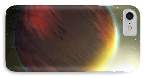 A Cloudy Jupiter-like Planet That Phone Case by Stocktrek Images
