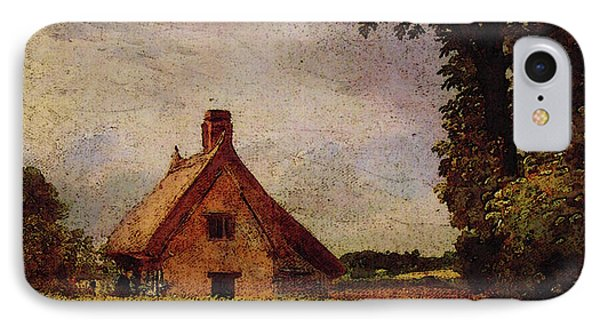 A Cottage In A Cornfield IPhone Case