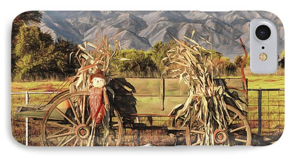 A Country Autumn IPhone Case