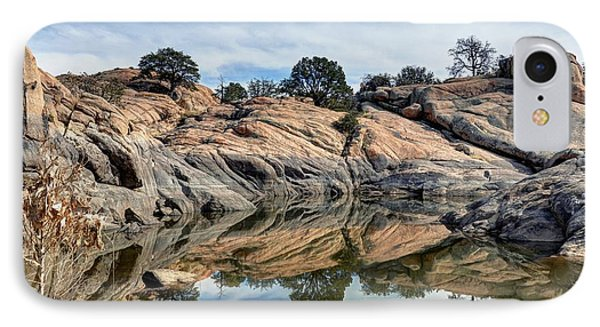 A Cove Of Color IPhone Case by Thomas Todd