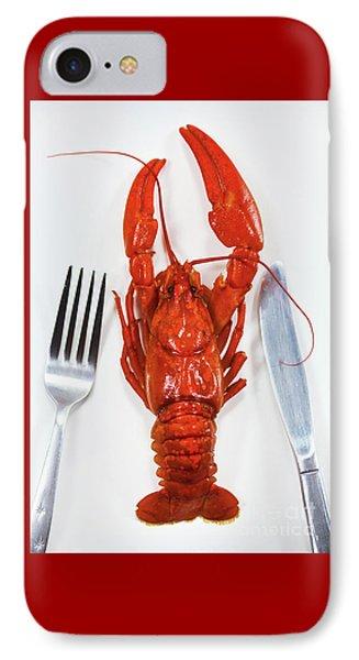 A Crawfish IPhone Case