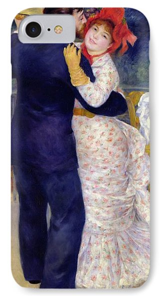 A Dance In The Country Phone Case by Pierre Auguste Renoir