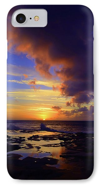 IPhone Case featuring the photograph A Dark Cloud Among Colour by Tara Turner