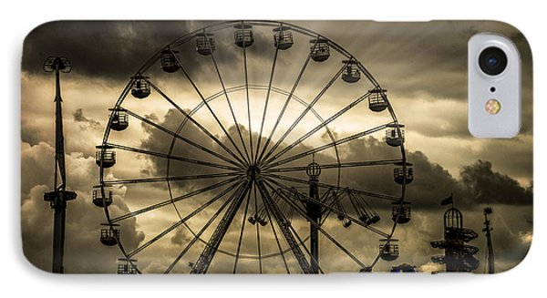 IPhone Case featuring the photograph A Day At The Fair by Chris Lord