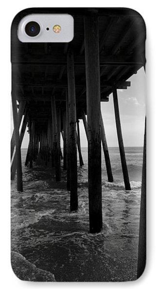 A Day At Virginia Beach #2 IPhone Case by Rebecca Davis