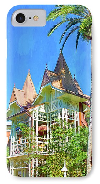 IPhone Case featuring the photograph A Day In Adventureland by Mark Andrew Thomas