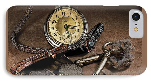 A Different Time IPhone Case by Mark Allen