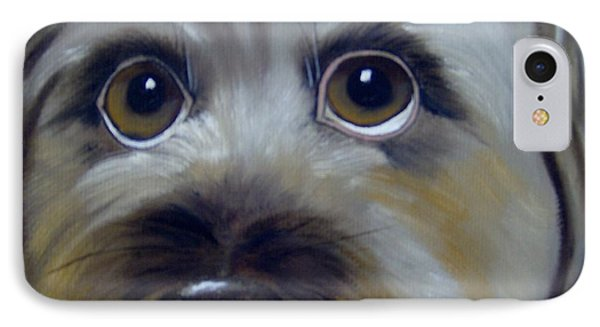 A Dog's Love IPhone Case