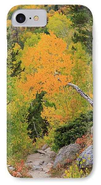 Yellow Drop IPhone 7 Case by David Chandler