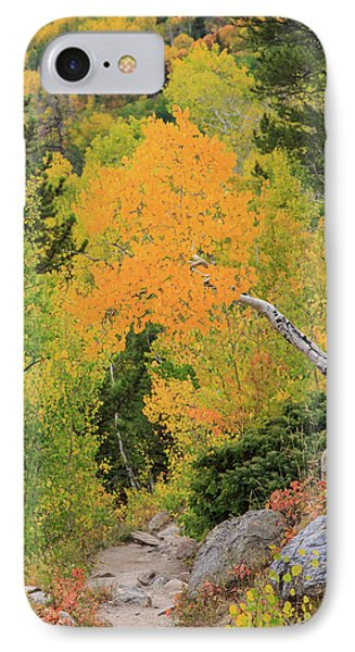 IPhone 7 Case featuring the photograph Yellow Drop by David Chandler
