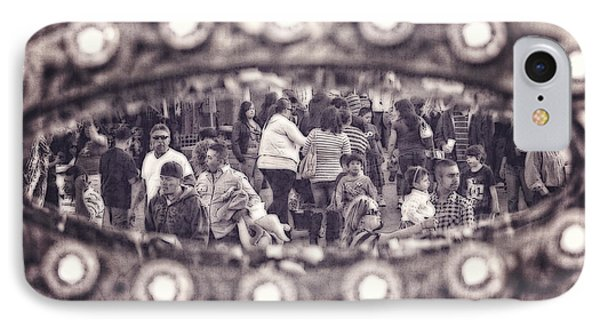 IPhone Case featuring the photograph A Fair Day by Caitlyn  Grasso