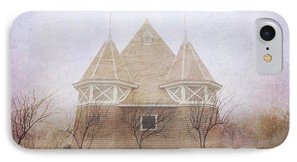 IPhone Case featuring the photograph A Fairytale Fog by Heidi Hermes