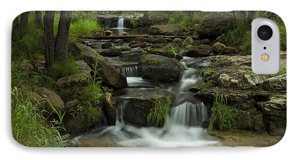 A Peaceful Place IPhone Case by Sue Cullumber