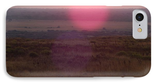 A Flare From South Africa Phone Case by Patrick Murphy