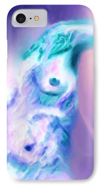 A Foggy Night IPhone Case by Shelley Bain