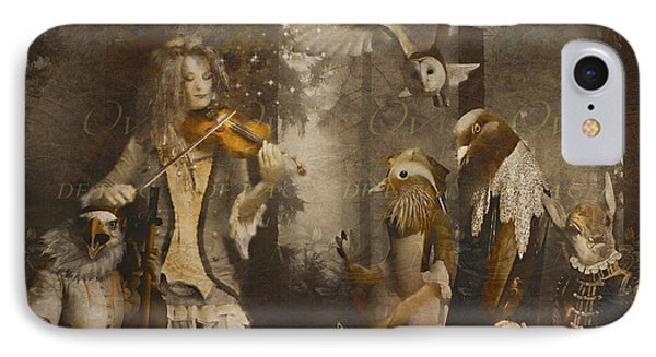 A Forest Overture Phone Case by Rosemary Smith