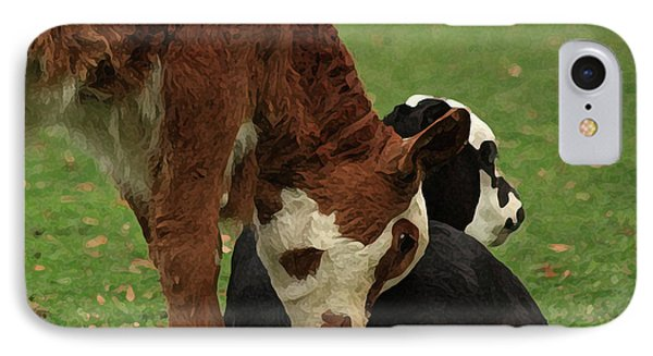A Friend Indeed IPhone Case by Kim Henderson