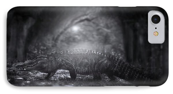 A Giant In The Forest IPhone Case