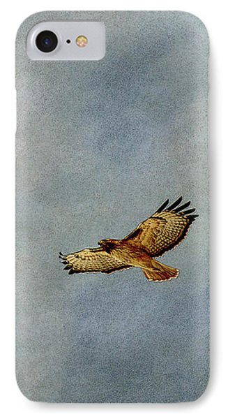 A Good Day To Fly IPhone Case by Krista-