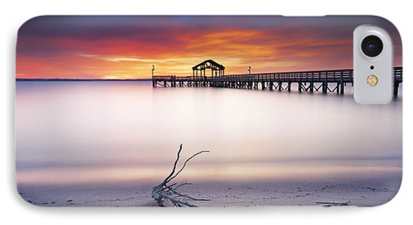 IPhone Case featuring the photograph A Good Morning by Edward Kreis