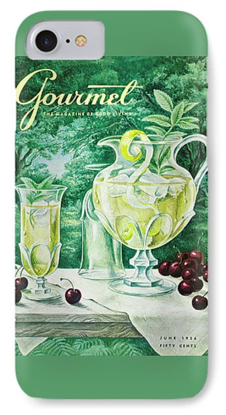 A Gourmet Cover Of Glassware IPhone Case