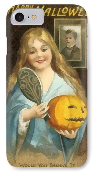 A Happy Halloween IPhone Case