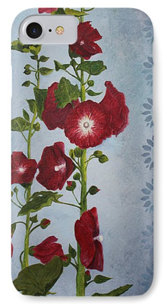 A Happy Home IPhone Case by Jane Autry