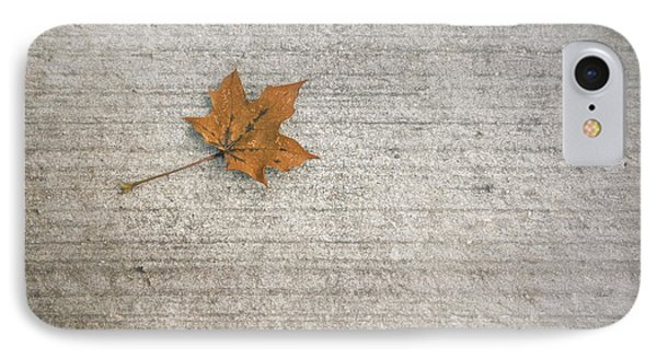 A Hint Of Autumn IPhone Case by Scott Norris