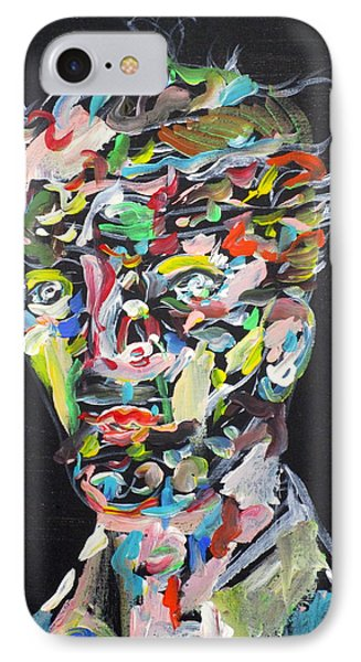 IPhone Case featuring the painting A Life Full Of Oppurtunities by Fabrizio Cassetta