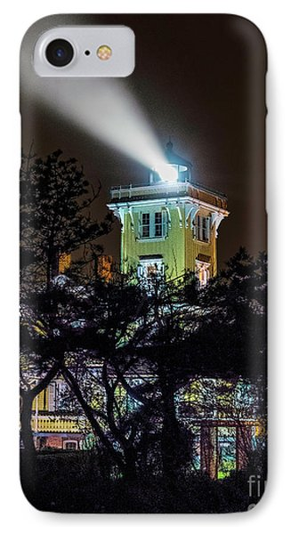 IPhone Case featuring the photograph A Light In The Darkness by Nick Zelinsky