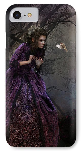 A Little Bird Told Me IPhone Case by Shanina Conway