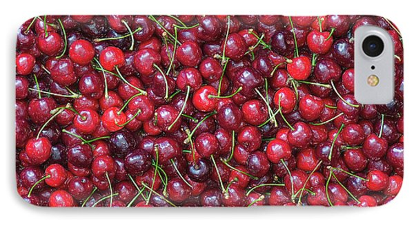 A Lotta Cherries IPhone Case by Tim Gainey