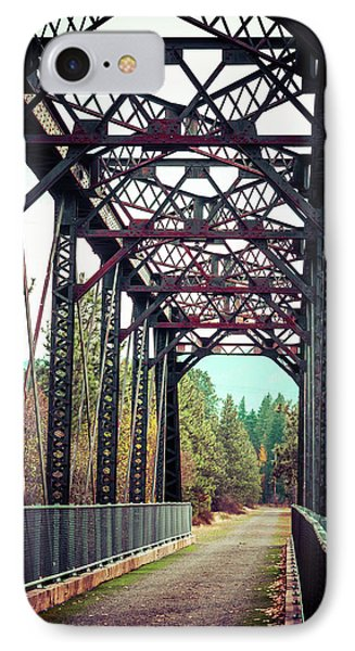 IPhone Case featuring the photograph A Lovely Path by Mary Hone