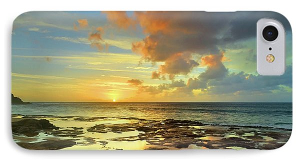 IPhone Case featuring the photograph A Marmalade Sky In Molokai by Tara Turner